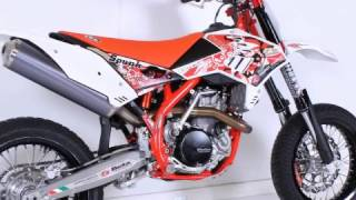 9. Beta  RR 520 SUPERMOTARD