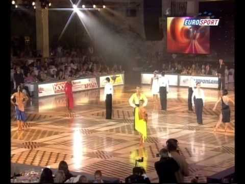 kremlin cup 2008 professionnal final Dancesport