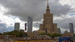 Warsaw Poland  City new picture : Walking in Warsaw ( Poland )