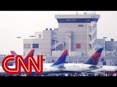 亞特蘭大機場跳電 全美航班大亂[影]