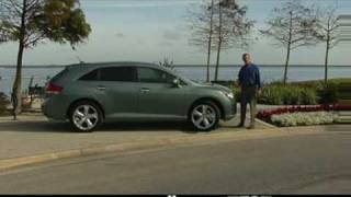 2009 Toyota Venza Road Test @ VehiclesTEST.com