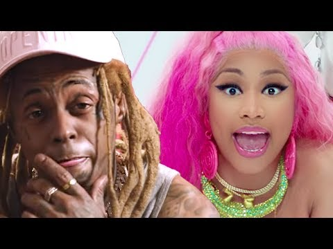 Lil Wayne Talks Nicki Minaj Hook Up In New Video | Hollywoodlife