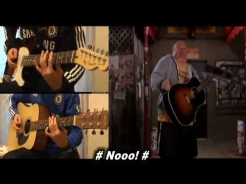 Tenacious D – Beelzeboss guitar(electric & acoustic) cover