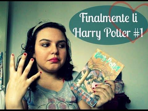 Finalmente Li: Harry Potter e a Pedra Filosofal
