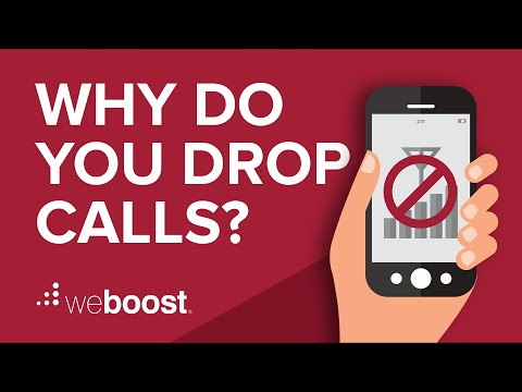 VIDEO: weBoost - Why do you drop calls?