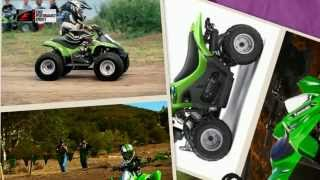 6. 2015 Kawasaki KFX 50 | ATV Dealer Oregon | Edge Performance Sports