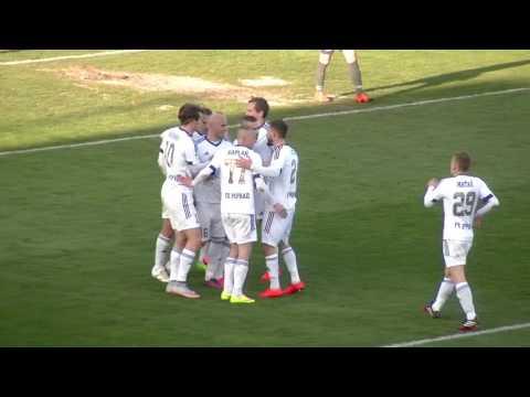 Futbal FK Poprad - FC Lokomotíva Košice 4:1