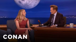"Natalie Dormer On ""Game Of Thrones"" Season 5  - CONAN on TBS"