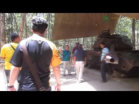 Muslim Cu Chi Tunnels tour