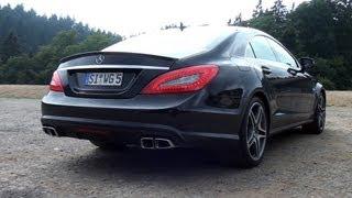Download Lagu Brand new Mercedes-Benz CLS 63 AMG C218 sound! Mp3