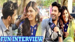 Saahil Uppal & Sangeita Chauhan Talk About IPL & Cricket   Fun Interview   Telly Reporter Exclusive