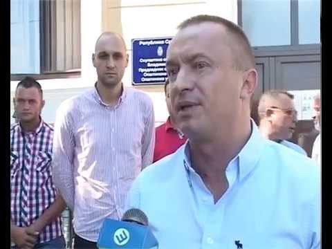 Пајтић у Владимирцима: Власт опет спроводи насиље