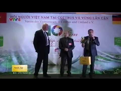 Kỷ niệm 10 năm thành lập Hội NV Cottbus - VTV4