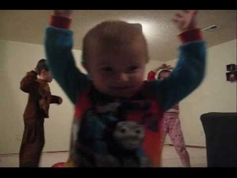 kid - Amazing shots from a kid (Titus) between 18 and 24 months old. He began shooting baskets shortly after learning to walk, we started filming some, and then go...