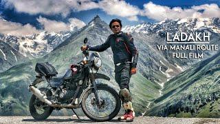 Video Ladakh via Manali on Royal Enfield Himalayan Odyssey 2017  | Full Film | RWR MP3, 3GP, MP4, WEBM, AVI, FLV Oktober 2017