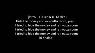 Dj Khaled - Whatever Feat. Future, 2 Chainz, Young Thug and Rick Ross Official Lyrics