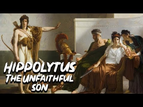 Theseus And Hippolytus: A Myth About Mistrust - Greek Mythology - King Theseus 3/5