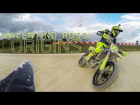 Vídeos de 'Los 'Orígenes' de Valentino Rossi (video)'
