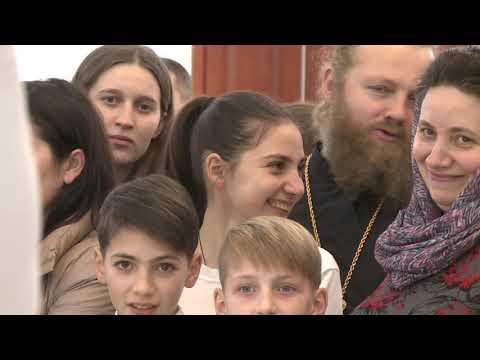 Peste 200 de copii din toată țara au vizitat sediul Președinției Republicii Moldova