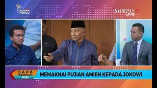 """Download Video Pujian Amien Rais pada Jokowi, PAN: Ini Masih """"Teaser"""" dalam Kritikannya 5 Tahun ke Depan MP3 3GP MP4"""