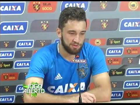 [JOGO ABERTO PE] Sport: Claudinei Oliveira repete time