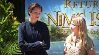 Nonton Return To Nim S Island   National Premiere At Australia Zoo Film Subtitle Indonesia Streaming Movie Download