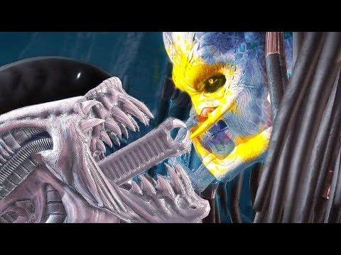 Video Mortal Kombat X Alien All Fatalities Fatality Brutality Brutalities Ending Gameplay download in MP3, 3GP, MP4, WEBM, AVI, FLV January 2017
