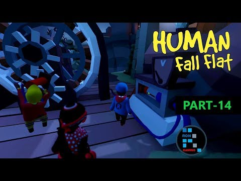 [Hindi] Human: Fall Flat | Funniest Game Ever (PART-14)