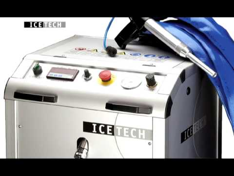 Dry Ice Blasting equipment