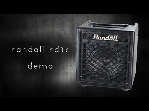 1 watt Randall Diavlo combo - useful for recording with or just a novelty?