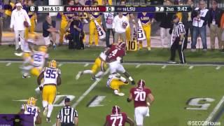 Blake Sims vs LSU (2014)