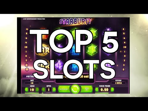 Top 5 Mobile Slot Games - Our Pick of the Best Mobile Slots