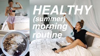 My healthy and productive summer morning routine! MY SOCIAL MEDIA: twitter: margot__lee instagram: margot. lee ...