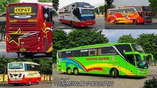 Video Menanti senja tiba di Terminal Purboyo Madiun. Bus apa yang Anda suka??? MP3, 3GP, MP4, WEBM, AVI, FLV Agustus 2018
