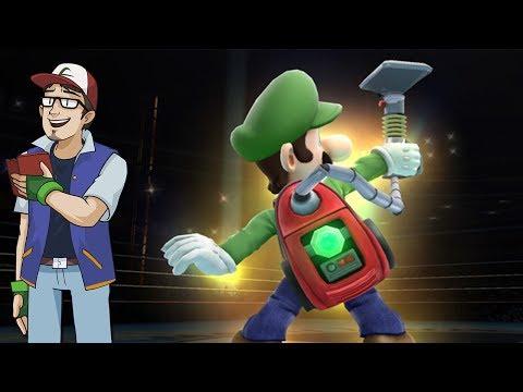 Luigi Sucks? - Nintendo News