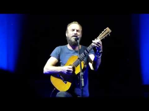 Sting live - America (Paul Simon song) & Message In A Bottle - Munich 2015-03-15:  For better quality switch to HD. For more songs of the night, see: http://www.youtube.com/playlist?list=PL1XyqObRq_InE7tu_nbK-y_-tbsJhmeYq