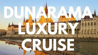 My Dunarama Luxury Speedboat Cruise in Budapest