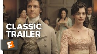 Becoming Jane (2007) Official Trailer - Anne Hathaway, James McAvoy Movie HD