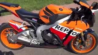 10. Honda CBR1000RR Fireblade (Repsol) 2013 Walkaround