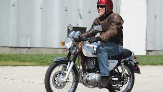 10. New Model 2017 Bike Sym Wolf Classic 150 cc