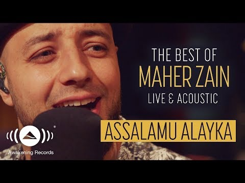 Video Maher Zain - Assalamu Alayka | ماهر زين - السلام عليك (Live & Acoustic - New 2018) download in MP3, 3GP, MP4, WEBM, AVI, FLV January 2017