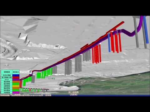 淡海輕軌 - BIM建築資訊模型