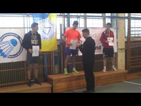 IX turnir dodjela medalja