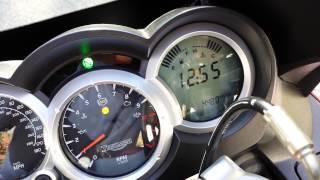 7. 2006 Triumph sprint 1050st