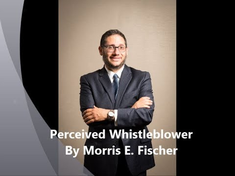 Perceived Whistleblower
