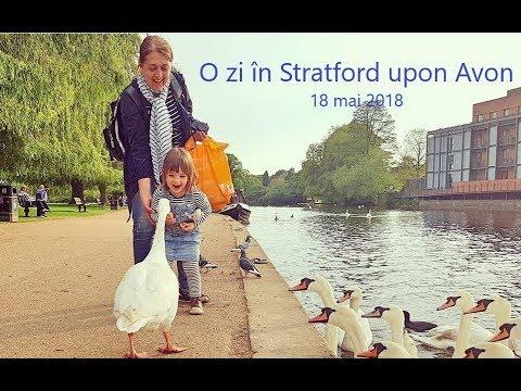 O zi în Stratford upon Avon - vlog