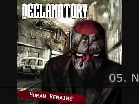 DECLAMATORY - Human Remains (2012)