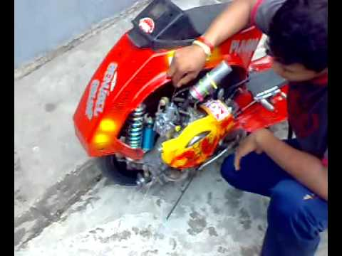 vespa tuning - sound of the devil