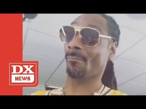 Snoop Dogg Says KiKi Is Kim Kardashian & Tells Kanye West