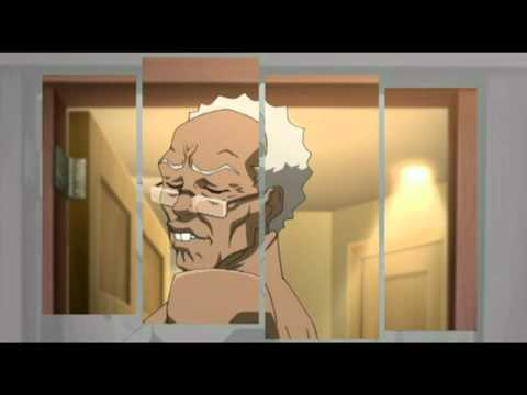 The Boondocks- Season 2 Opening FULL HD